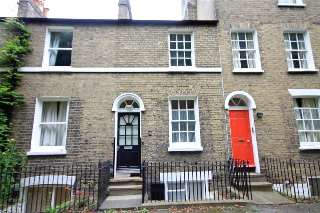 3 Bedroom Terraced House For Sale In Petersfield Cambridge Cb1 Cb1