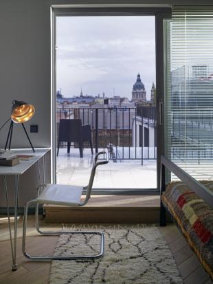 1 bedroom Flat for sale in Budapest, District V