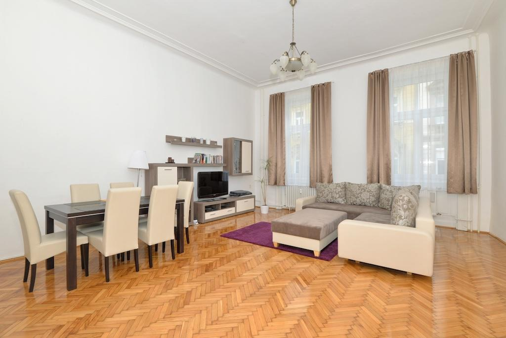 2 bedroom Apartment for sale in District Vii, Budapest