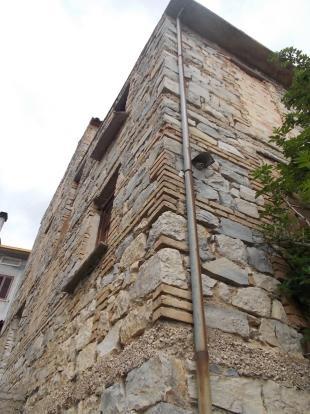 Stone work detail