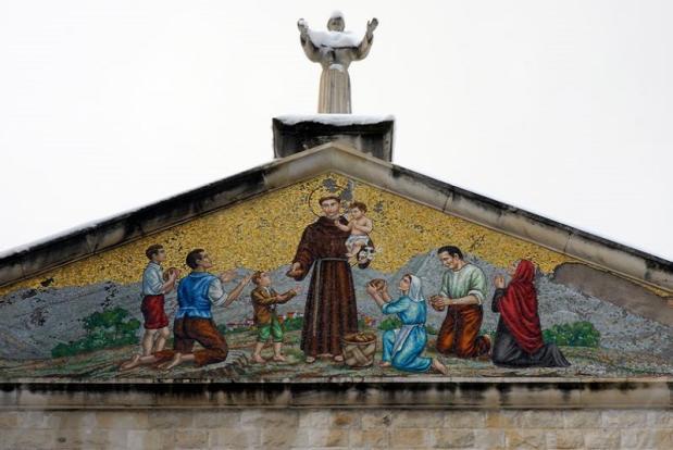 Convent facade