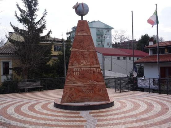 Monument to caduti