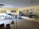 Party room garage