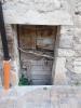 Cellar door entrance