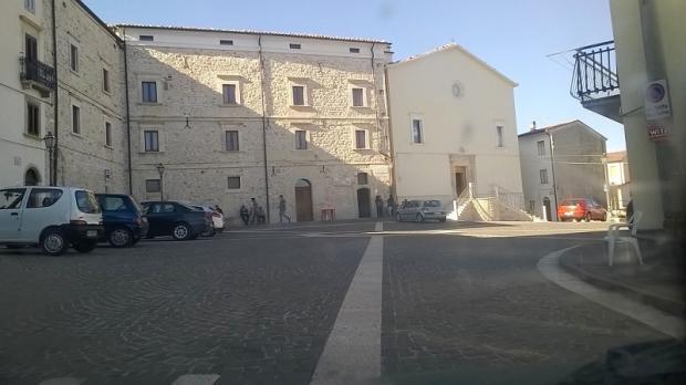 Piazza Barbolani
