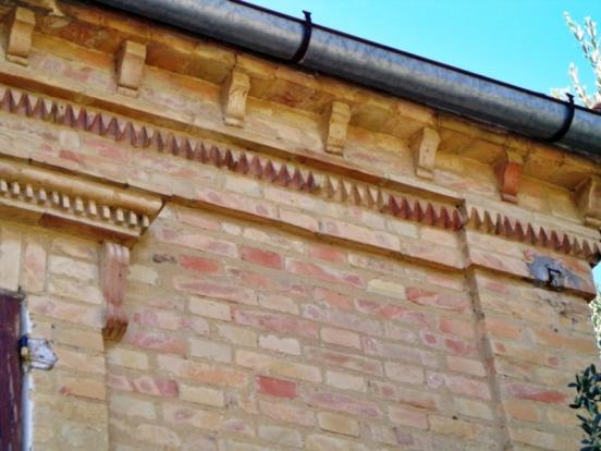 Decoration detail