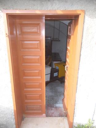 Living area entrance
