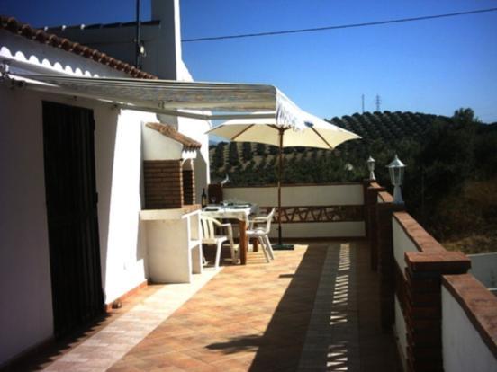 Upper terrace rear