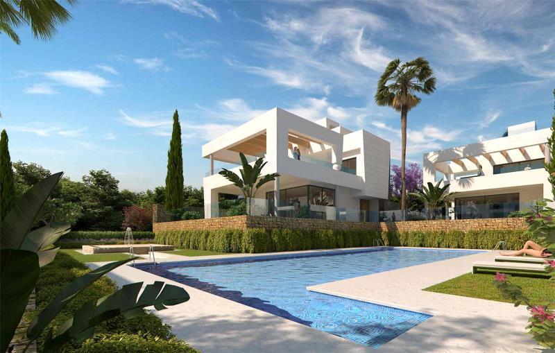 Marbella new property for sale