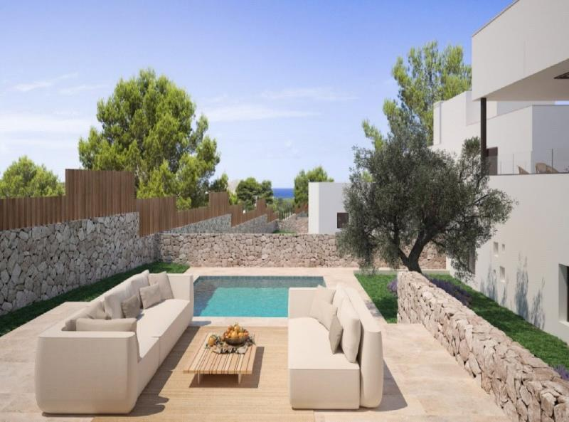 5 bedroom new property in Cala Comte, Ibiza Island...