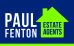Paul Fenton Estate Agents, Chard logo