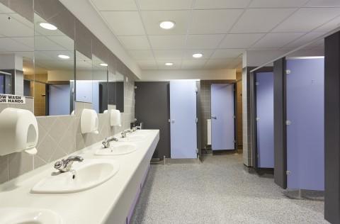 WC facilities