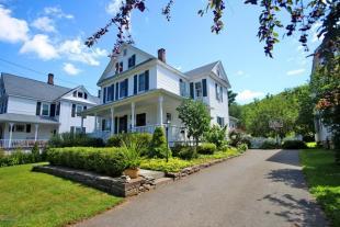 USA - Massachusetts home