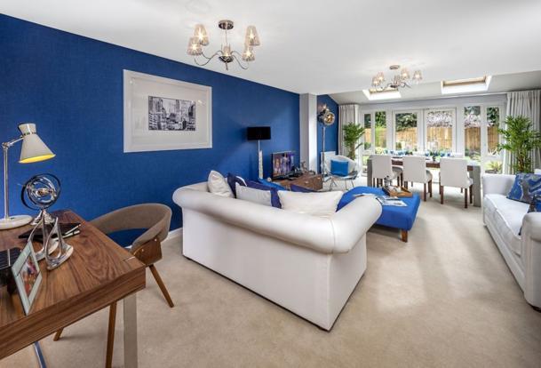 Similar Abingdon Show Home Lounge