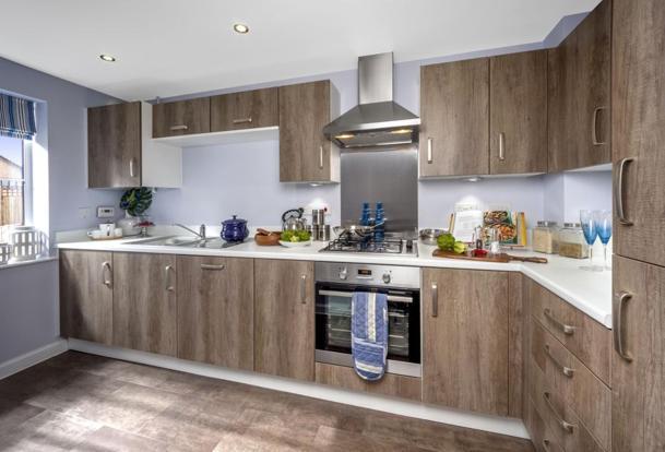 Similar Abingdon Show Home Kitchen