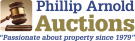 Phillip Arnold Auctions,    logo