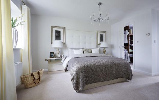 Bowbrook Meadows Alnwick master bedroom