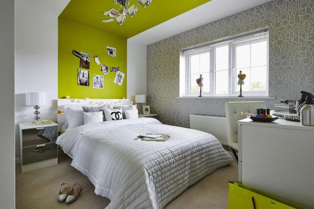 Bowbrook Meadows Alnwick third bedroom