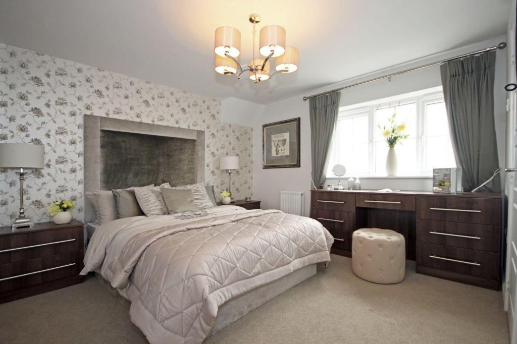 Typical Guisborough master bedroom