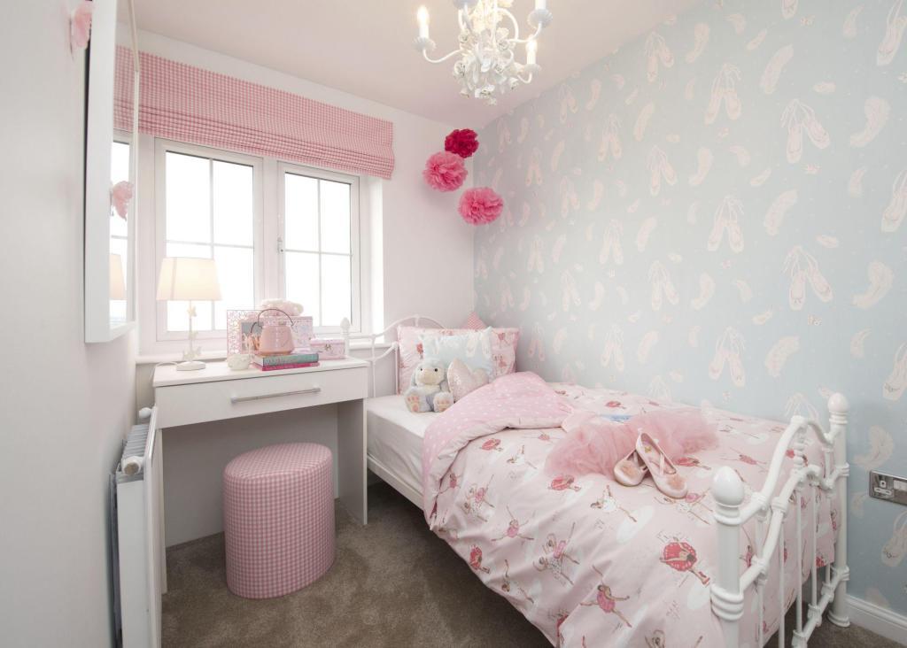 Typical Thornbury fourth bedroom