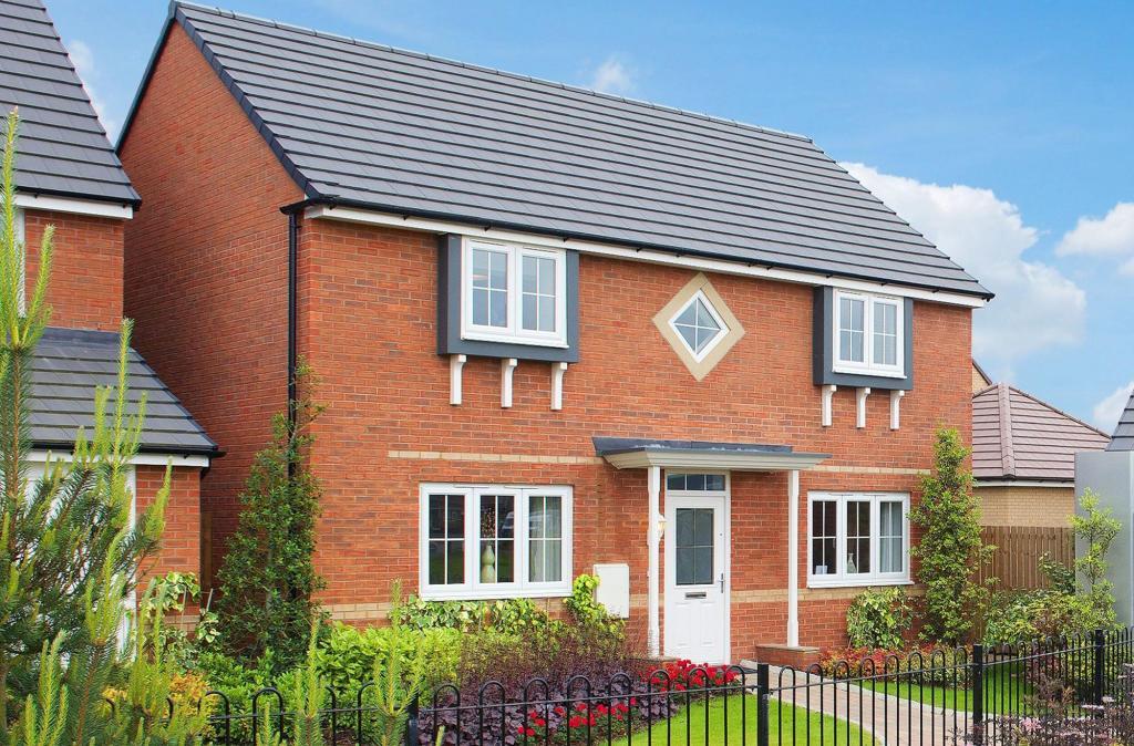 Typical Thornbury exterior