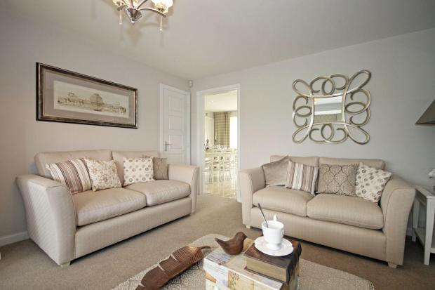 Typical Guisborough lounge