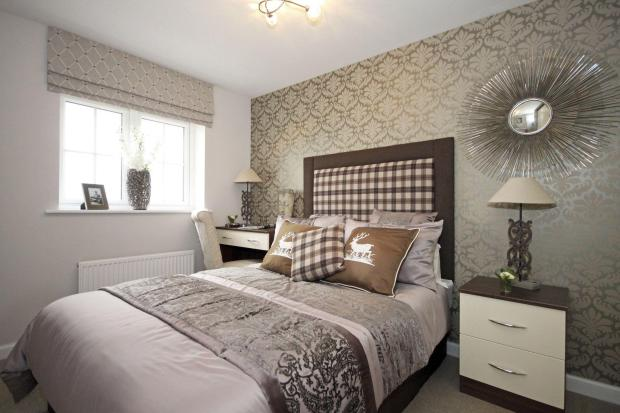 Typical Guisborough second bedroom