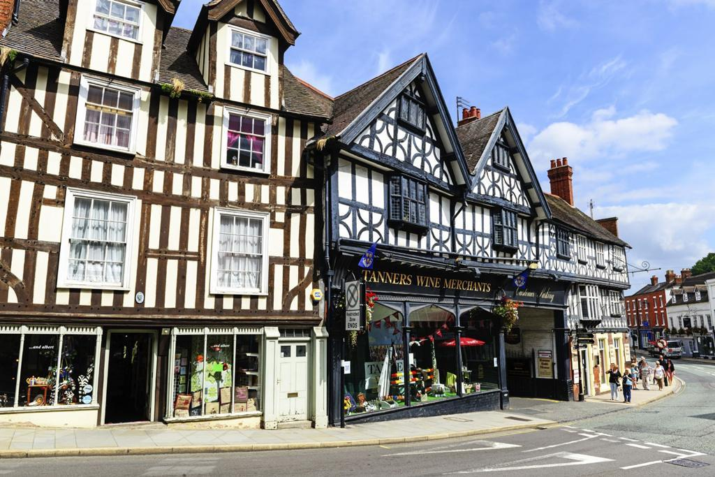 Shrewsbury Shops
