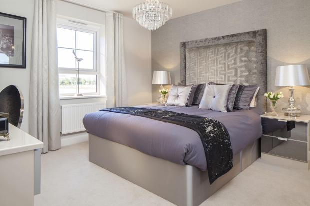 Typical Warwick second bedroom