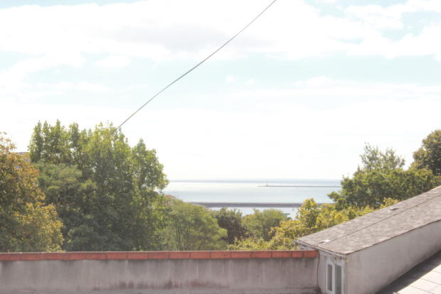 View to Plymouth ...