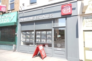 Alwyne Estate Agents, Londonbranch details