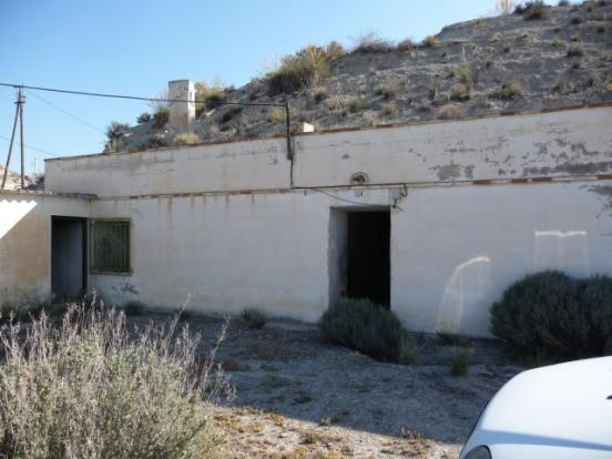 Baza cave house for renovation