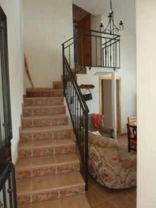 Access to the master bedroom