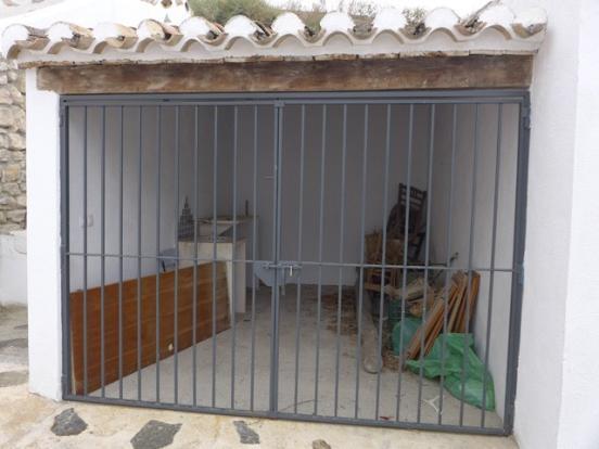 Gated workshop
