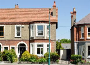 semi detached property in 117 Hollybank Road...
