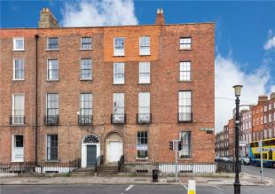 Terraced home in 16 Mountjoy Square...