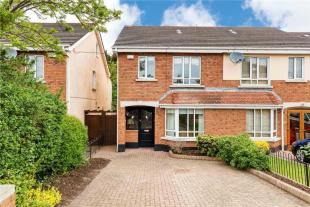 semi detached property for sale in 55 Ashbrook, Howth Road...