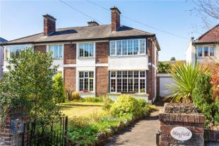 semi detached property for sale in Mayfield...