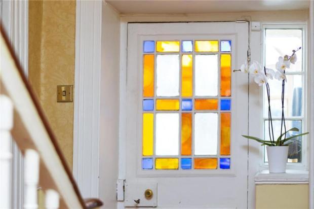 Door To Conservatory