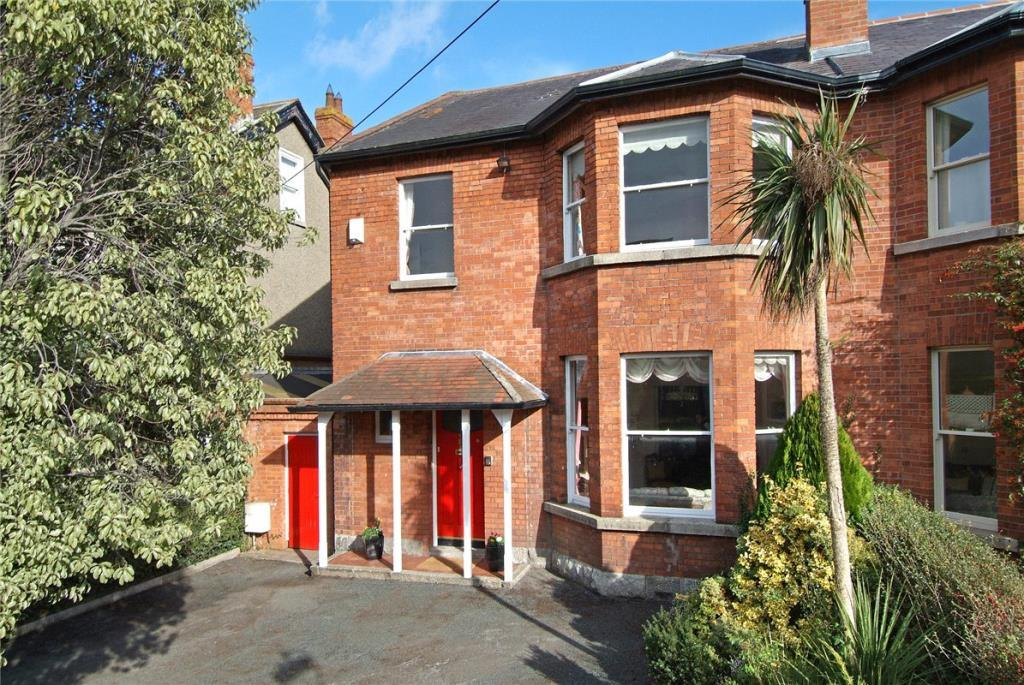 5 bed semi detached house in Rathmines, Dublin