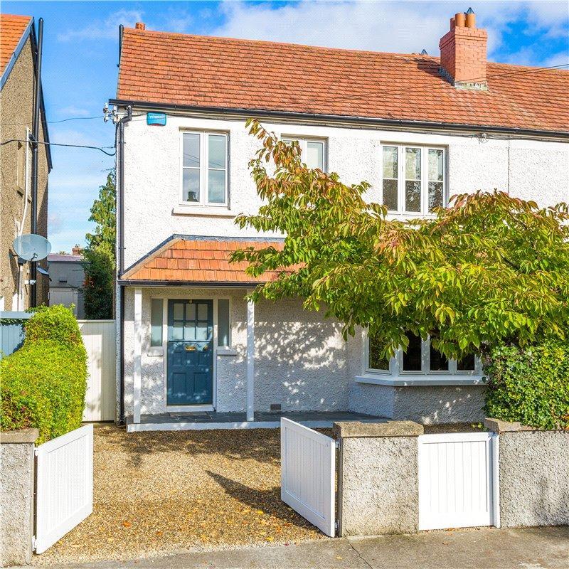 8 Vernon Grove semi detached house for sale