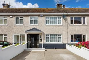 Terraced home for sale in 97 Balkill Park, Howth...