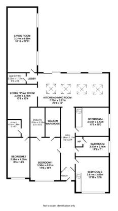 Floorplan - Bungalow