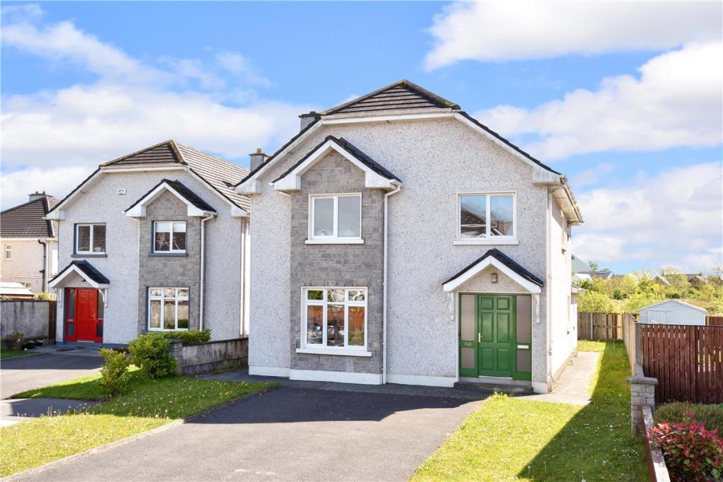 4 bedroom Detached home in 156 Cloch Og, Oranmore...