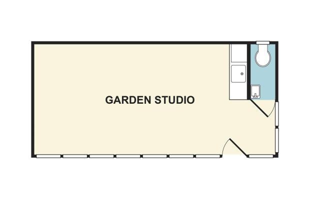 GARDEN STUDIO FLOORP