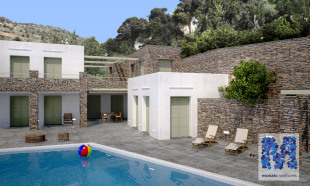 Villa in Cyclades islands, Sifnos...