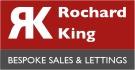 Rochard King , Weybridge logo