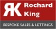 Rochard King , Weybridge