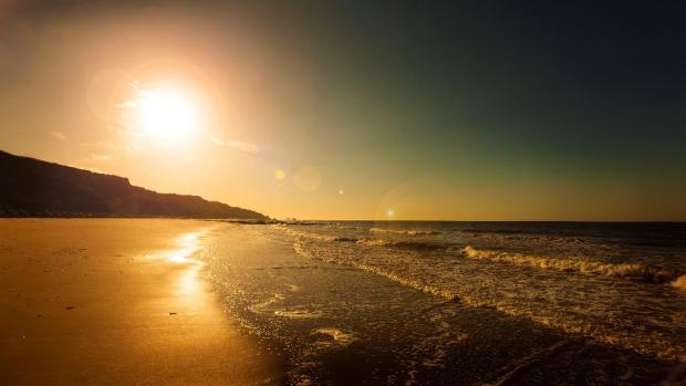 Overstrand Beach