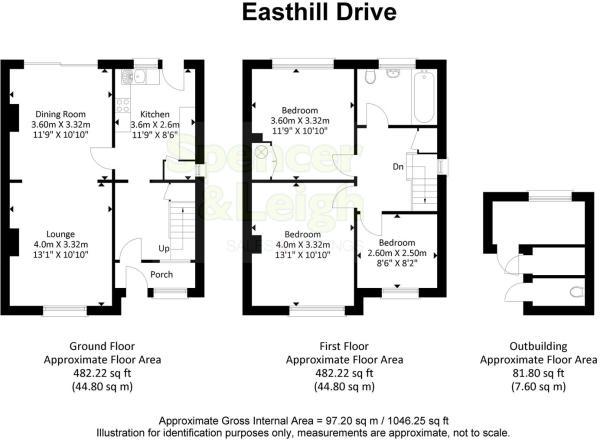 Easthill Drive Floor